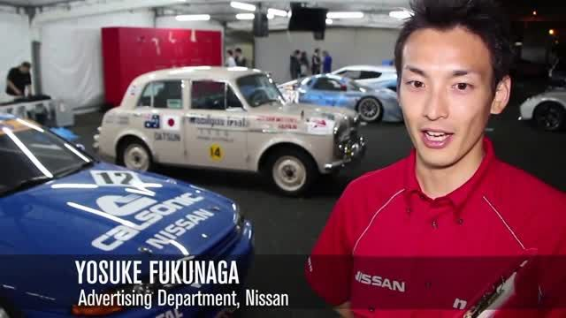 News video: Nissan at Motorsport Japan Festival 2013