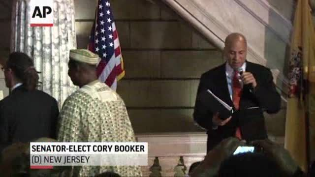 News video: Gay Couples Marry in NJ, Gov. Drops Appeal